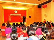 Int'l women's day celebrated in Macau