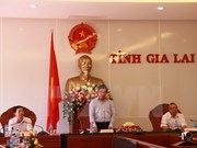 Deputy PM urges for stronger ties with Lao, Cambodian localities