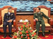 Vietnam, Thailand boost defense ties