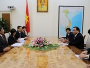 Deputy PM calls on Japanese firms to boost investment in Vietnam