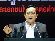 Thai PM to attend world conference on disaster risk reduction