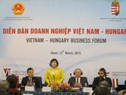 Vietnam, Hungary to strengthen business ties