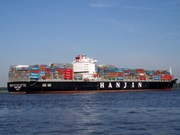 RoK Hanjin group teams up with HNC in express services
