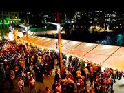 New Zealand night market features ASEAN culture