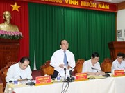 Deputy PM reviews Steering Committee works