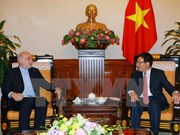 Vietnam, Iran work to enhance multi-faceted cooperation