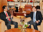 Vietnam, Australia agree to promote bilateral ties