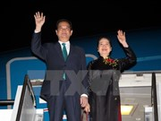 Prime Minister begins official visit to New Zealand