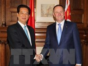 Vietnam, NZ look towards strategic partnership
