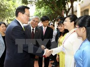 RoK legislative leader welcomed in HCM City