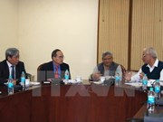 VFF President meets Indian communist parties' leaders