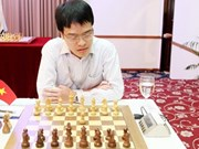 Le Quang Liem wins HD Bank Cup