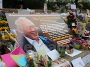 Singapore to hold State funeral for founding PM on March 29