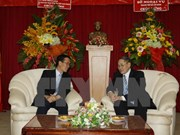 HCM City congratulates Lao Party on 60th anniversary
