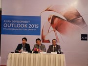 ADB forecasts VN's GDP to grow 6.1 percent in 2015