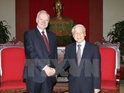Vietnam prioritises partnership with Russia