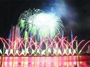 Tickets for Da Nang fireworks event available next week