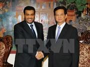 New Qatari ambassador welcomed in Hanoi