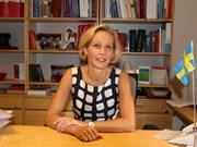 Swedish Ambassador highlights agenda for IPU-132
