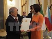 Vietnamese Ambassador to El Salvador presents credentials