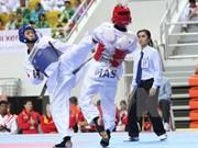 Vietnam dominate regional Taekwondo contest