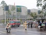 Parliamentary delegations begin arriving in Hanoi for IPU-132