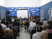 April 30 Victory marked with workshop in Argentina