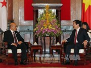 Algeria looks to strengthen ties with Vietnam