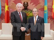 Kazakh Parliament's Lower House leader begins Vietnam visit