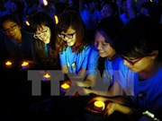 Vietnam saves 520,000 kWh of electricity for Earth Hour