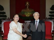 Party chief: Vietnam backs India's connectivity with SEA