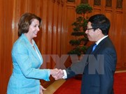 Deputy PM receives parliament leaders to IPU-132