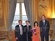 Vietnamese diplomat honoured with French order of merit