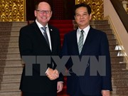 Swedish Speaker concludes Vietnam visit