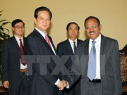 Vietnam seeks deepened security cooperation with India
