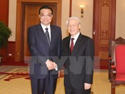 Party chief's China visit to boost stable, healthy ties