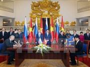Russian, international media praise Russian PM's Vietnam visit