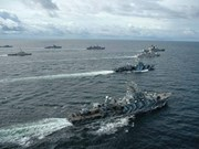 Indonesia, US hold joint sea survey exercise