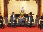 Vietnam, China reinforce security cooperation