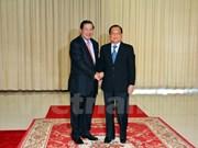 Cambodia looks to enhance ties with HCM City: PM Hun Sen