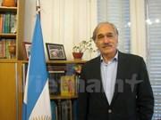 Argentinean parliamentarian praises Vietnam's IPU-132 successful hosting