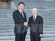 Officials talk promising developments in Vietnam-China relations