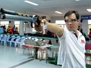 Hoang Xuan Vinh fails to retain title