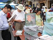 Hanoi to host 'Day of Vietnamese Book'