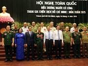 Revolutionary contributors honoured