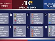 Vietnam draw tough qualifier group