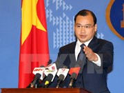 Vietnam protests China's reef expansion in Truong Sa