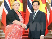 Vietnam, Norway agree to beef up ties