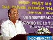 Cuba's Hiron victory marked in Ho Chi Minh City