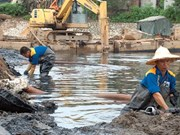 Hanoi moves to restore river flows